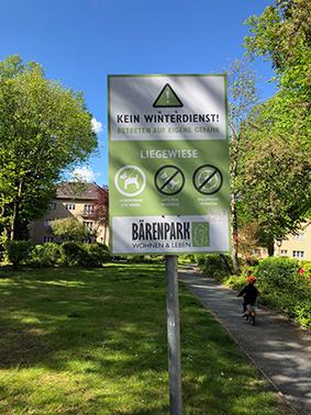 Gartenbaudenkmal Bärenpark
