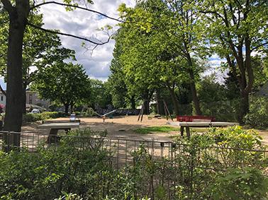 Spielplatz an der Rohrbeckstraße