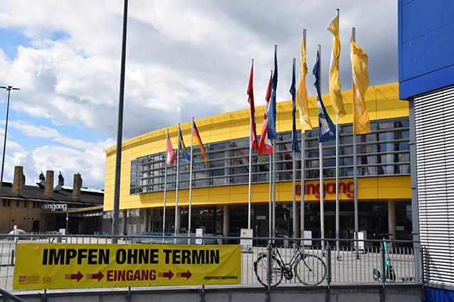 Walk-In-Impfen in Tempelhof-Schöneberg