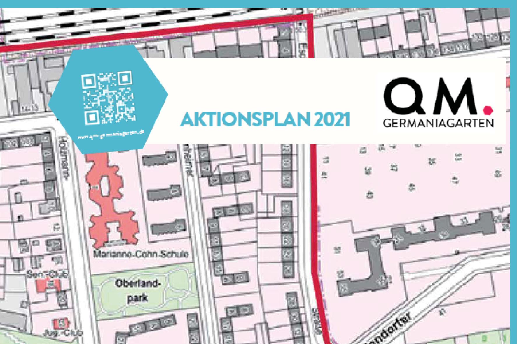 Aktionsplan Germaniagarten veröffentlicht